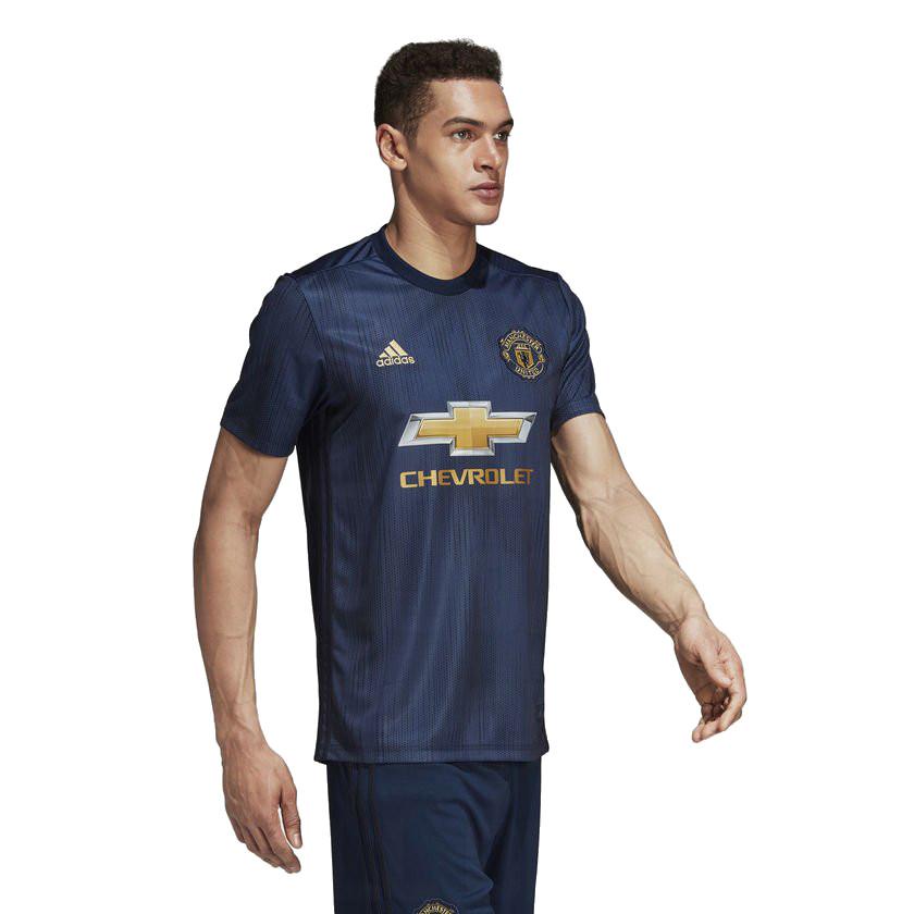 Manchester United 2019 troisieme maillot third 18 19