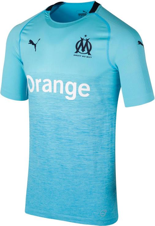 OM 2019 3eme maillot third Marseille 2018 2019
