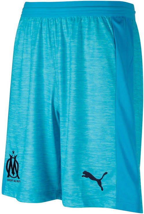 OM 2019 3eme short third Marseille 2018 2019