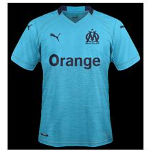 Maillot Extérieur Olympique de Marseille nouveau