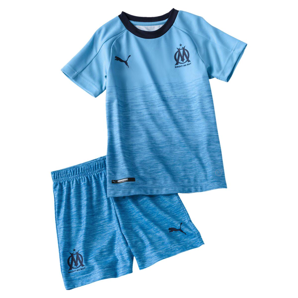 OM 2019 troisieme maillot third Olympique de Marseille 18 19