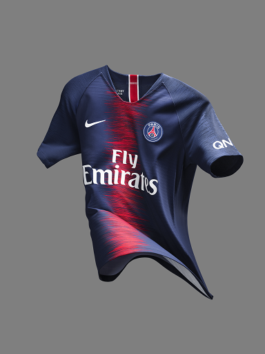 PSG 2019 maillot de foot Paris domicile 2018 2019