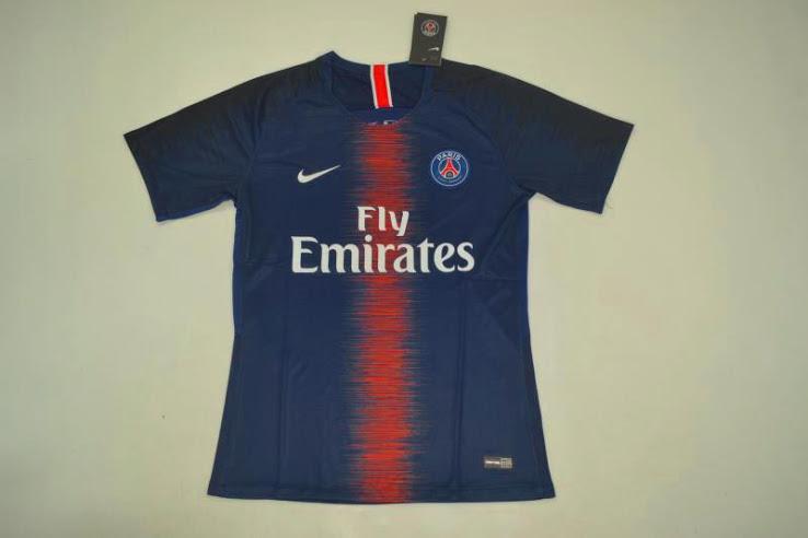 PSG 2019 maillot de foot domicile Paris Saint Germain