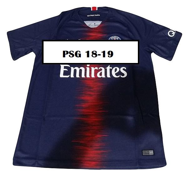 PSG 2019 maillot foot Paris domicile