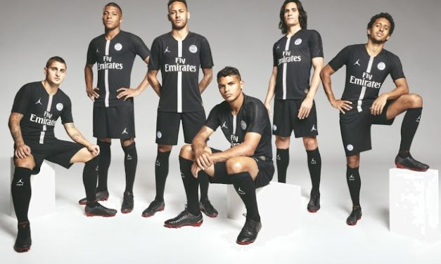 Paris nouveaux maillots de foot PSG 2019