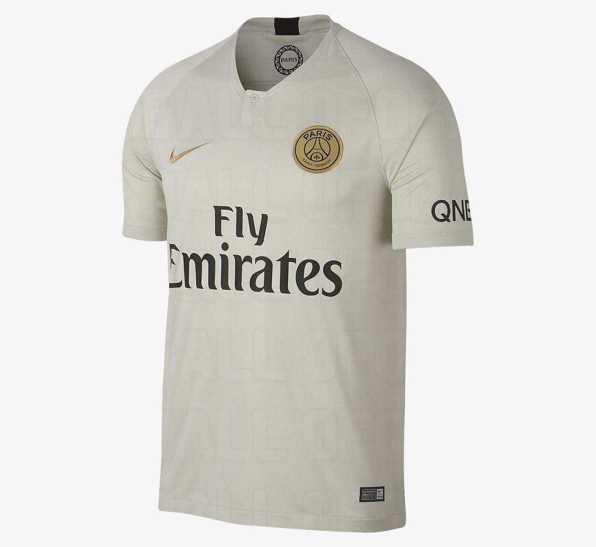 PSG 2019 nouveau maillot Paris 18 19