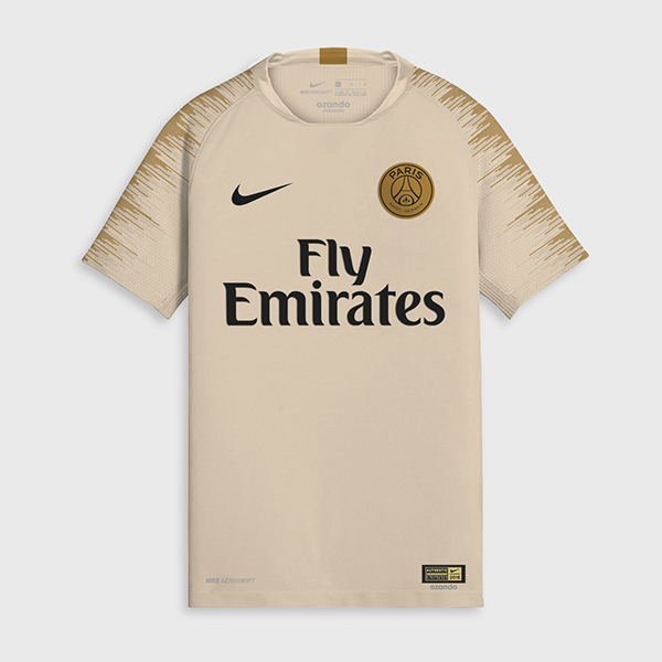 Psg 2019 possible maillot ext rieur paris saint germain for Maillot exterieur psg