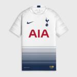 Tottenham 2019 possible maillot domicile 18 19