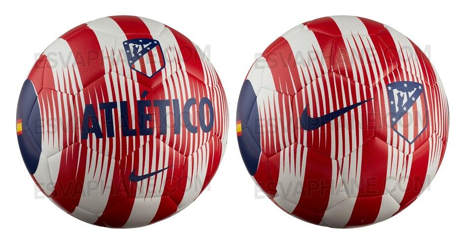 ballon Atletico Madrid domicile 2019