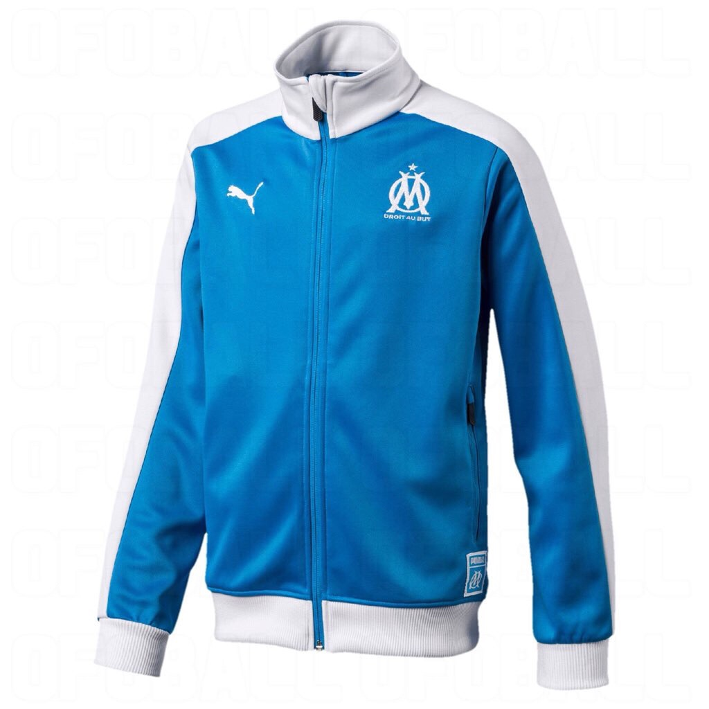 survetement Marseille 2019 Puma