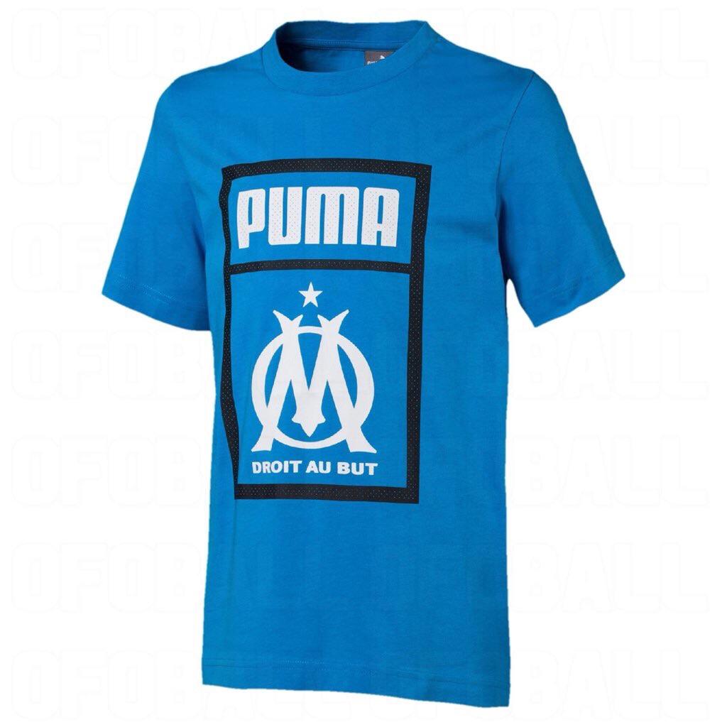 tshirt OM 2019 Puma