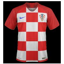 Croatie 2018 maillot de football coupe du monde 2018