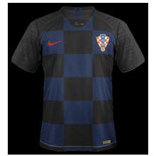 Croatie 2018 maillot exterieur coupe du monde 2018