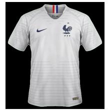 maillot exterieur France coupe du monde 2018
