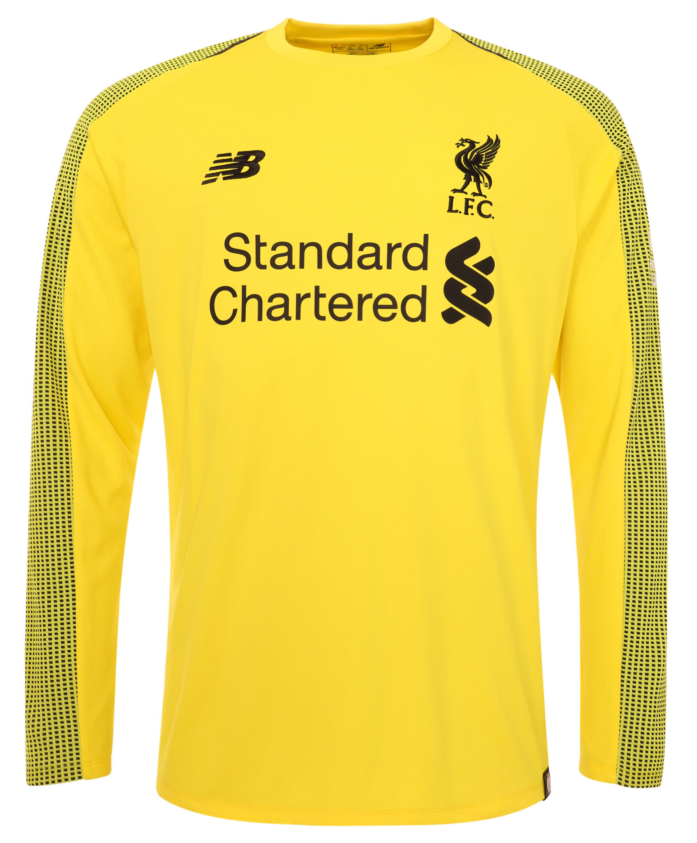 Liverpool 2019 maillot de gardien domicile