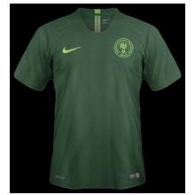 Nigeria maillot exterieur foot coupe du monde 2018