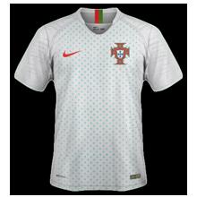 Portugal 2018 maillot exterieur coupe du monde 2018