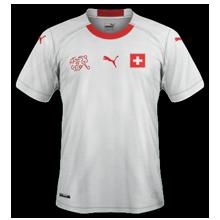 Suisse 2018 maillot exterieur foot coupe du monde 2018