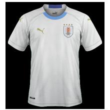 Uruguay 2018 maillot exterieur foot coupe du monde 2018