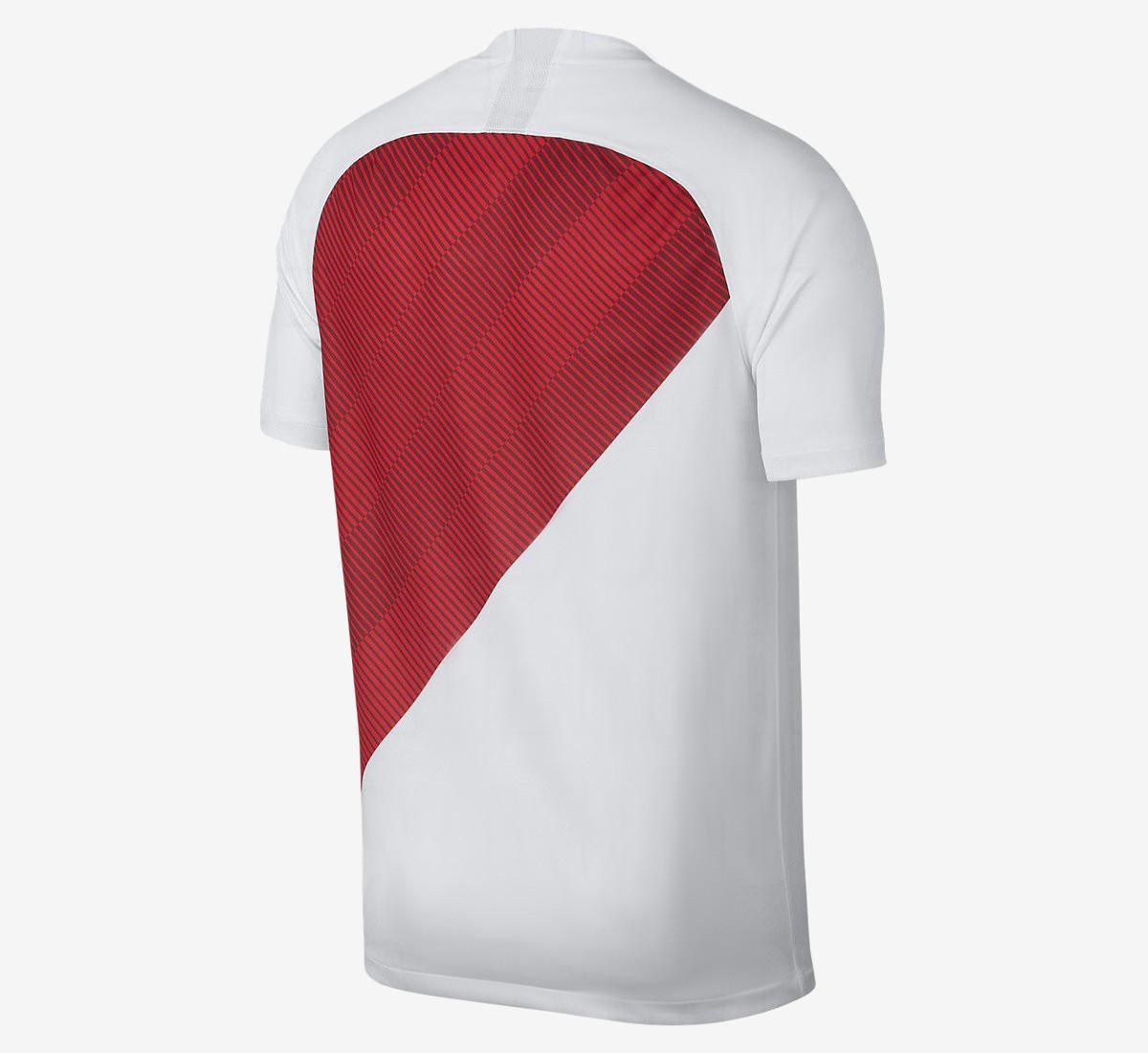 AS Monaco 2019 dos maillot de football Nike domicile 18 19