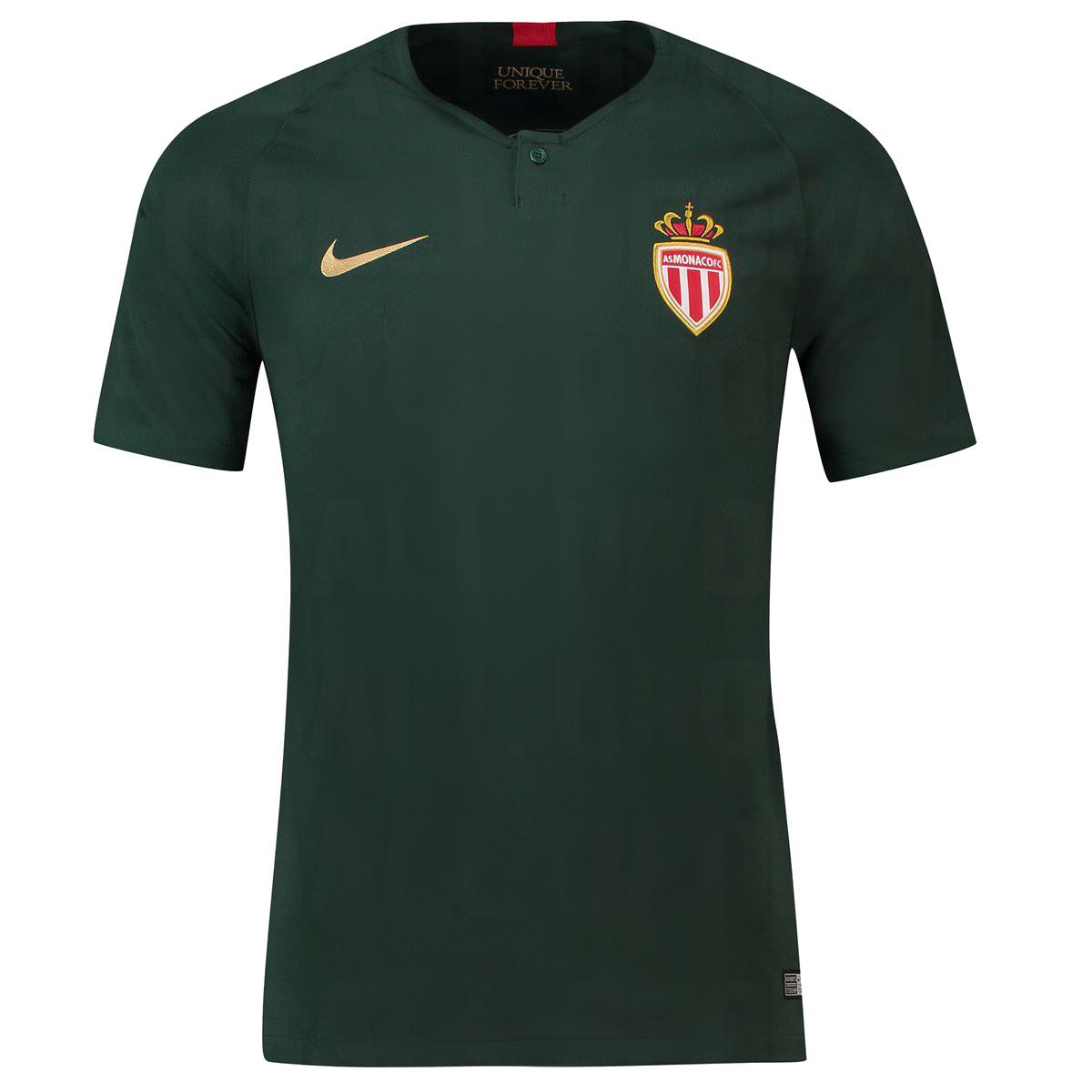 AS Monaco 2019 dos maillot de football extérieur