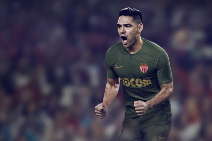AS Monaco 2019 maillot extérieur de football Nike