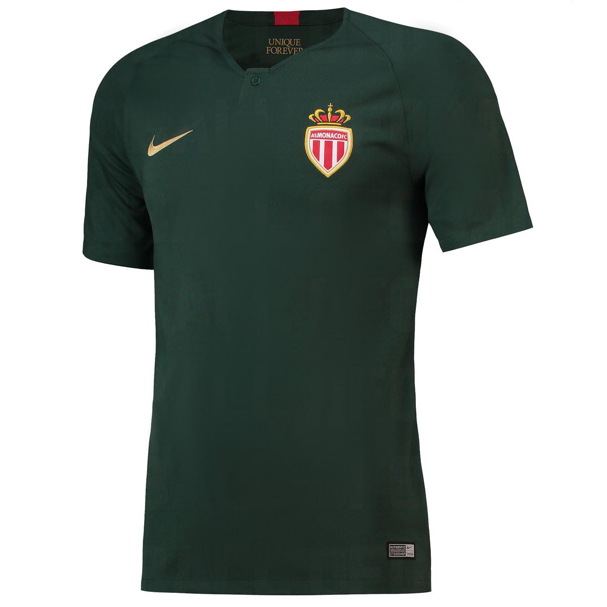 AS Monaco 2019 maillot extérieur foot