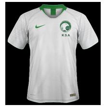 Arabie Saoudite 2018 maillot domicile coupe du monde 2018