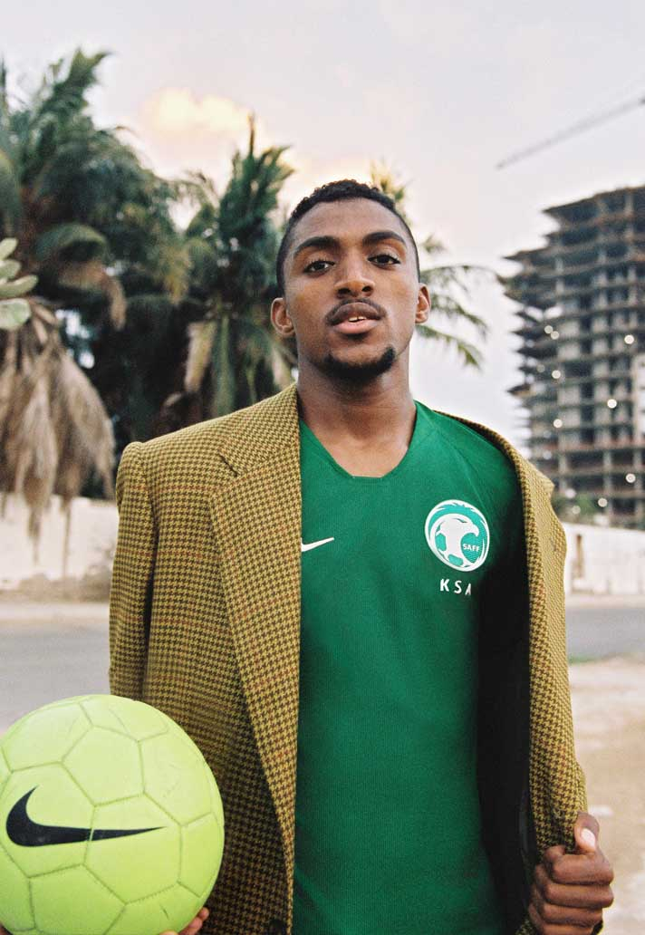 Arabie Saoudite 2018 maillot exterieur coupe du monde Nike