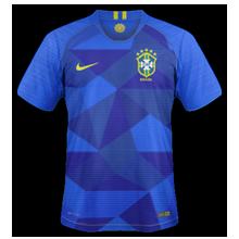 Brésil 2018 maillot exterieur football coupe du monde 2018