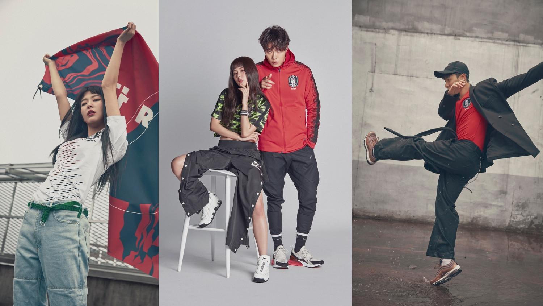 Corée 2018 maillots et collection coupe du monde 2018