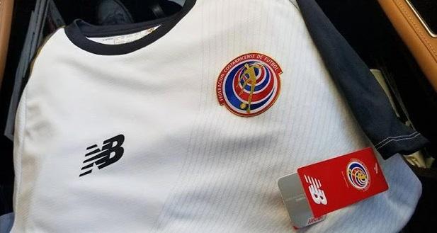 Costa Rica 2018 maillots de foot coupe du monde 2018 NB