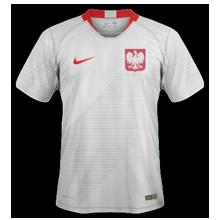 Pologne 2018 maillot domicile coupe du monde 2018