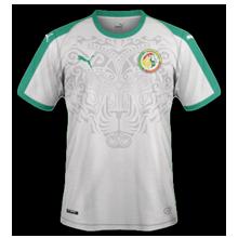 Senegal 2018 maillot domicile coupe du monde 2018
