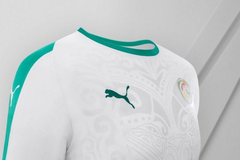 Senegal 2018 maillot foot domicile coupe du monde 2018 Puma