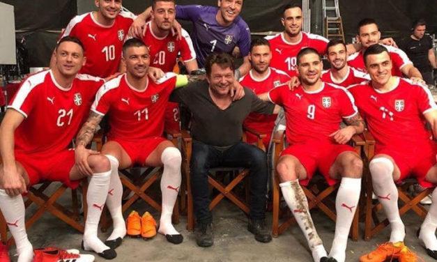 Les maillots de foot Serbie 2018 coupe du monde dévoilés