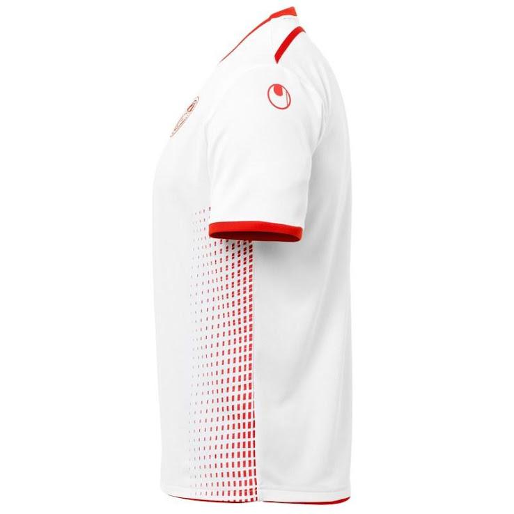Tunisie 2018 maillot domicile coupe du monde 2018 coté