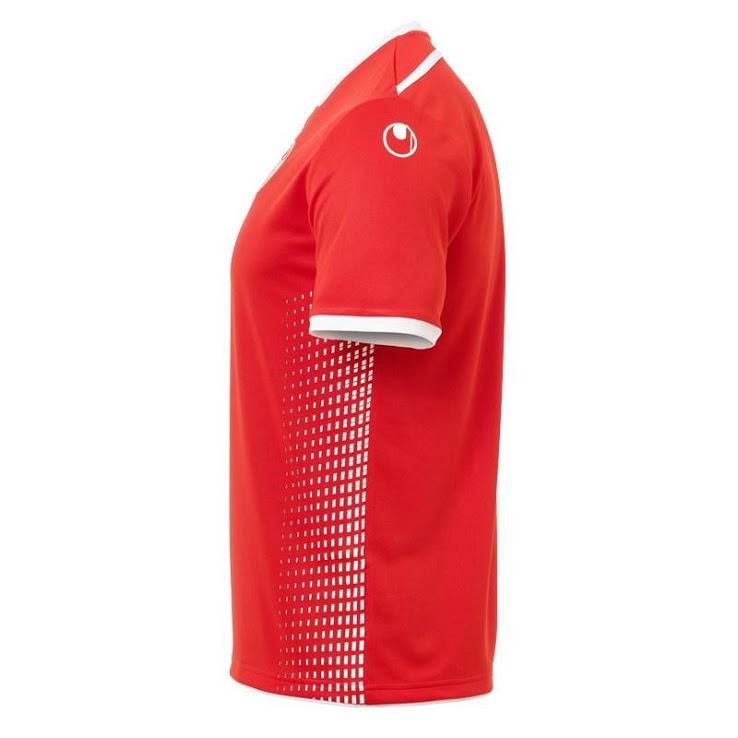 Tunisie 2018 maillot exterieur coupe du monde 2018 coté