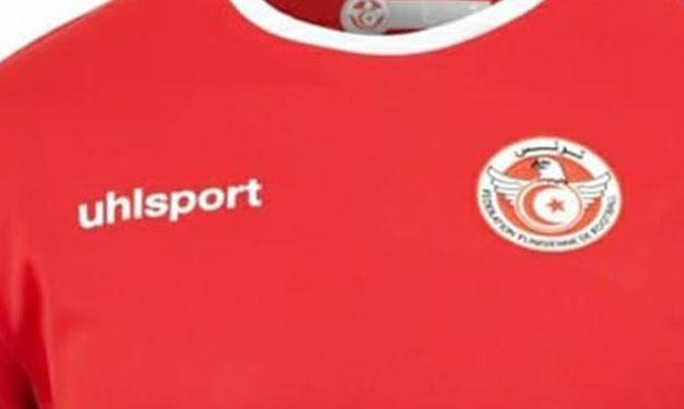 Les nouveaux maillots Tunisie 2018 coupe du monde 2018 Uhlsport
