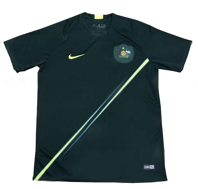maillot exterieur Australie 2018 coupe du monde 2018