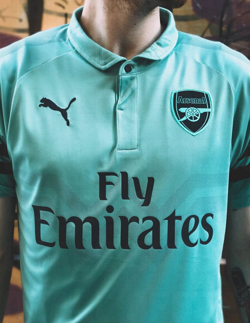 Maillot THIRD Arsenal de foot