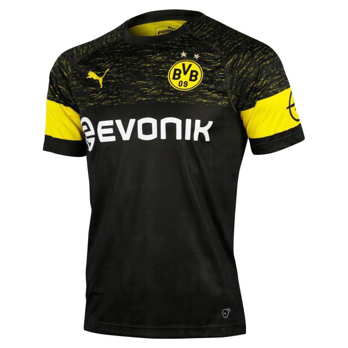 BVB Dortmund 2019 maillot extérieur foot