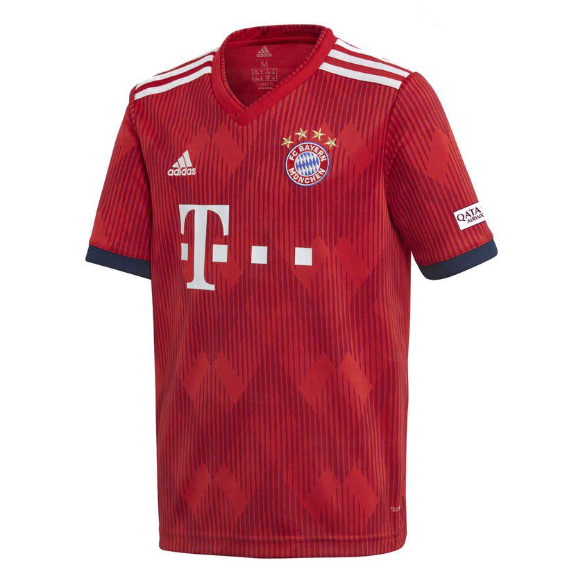 Bayern Munich 2019 maillot domicile