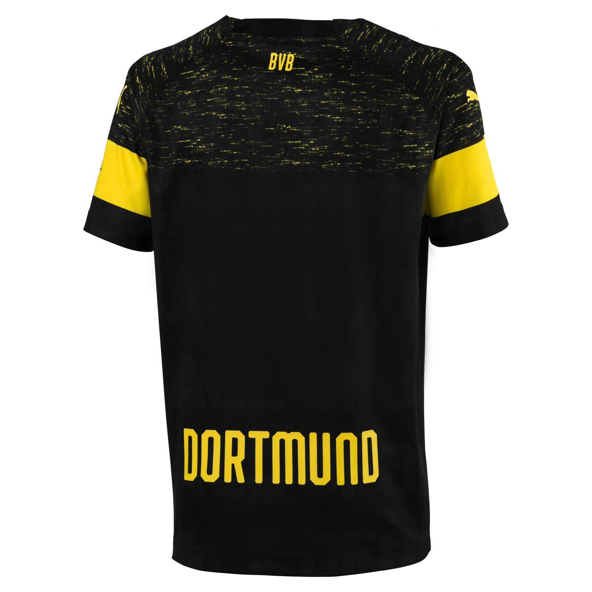 Borussia Dortmund 2019 dos maillot exterieur Puma