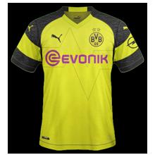 Borussia Dortmund 2019 maillot domicile foot 18 19