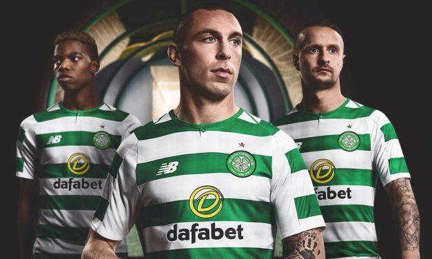 Nouveaux maillots Celtic 2019 par New Balance