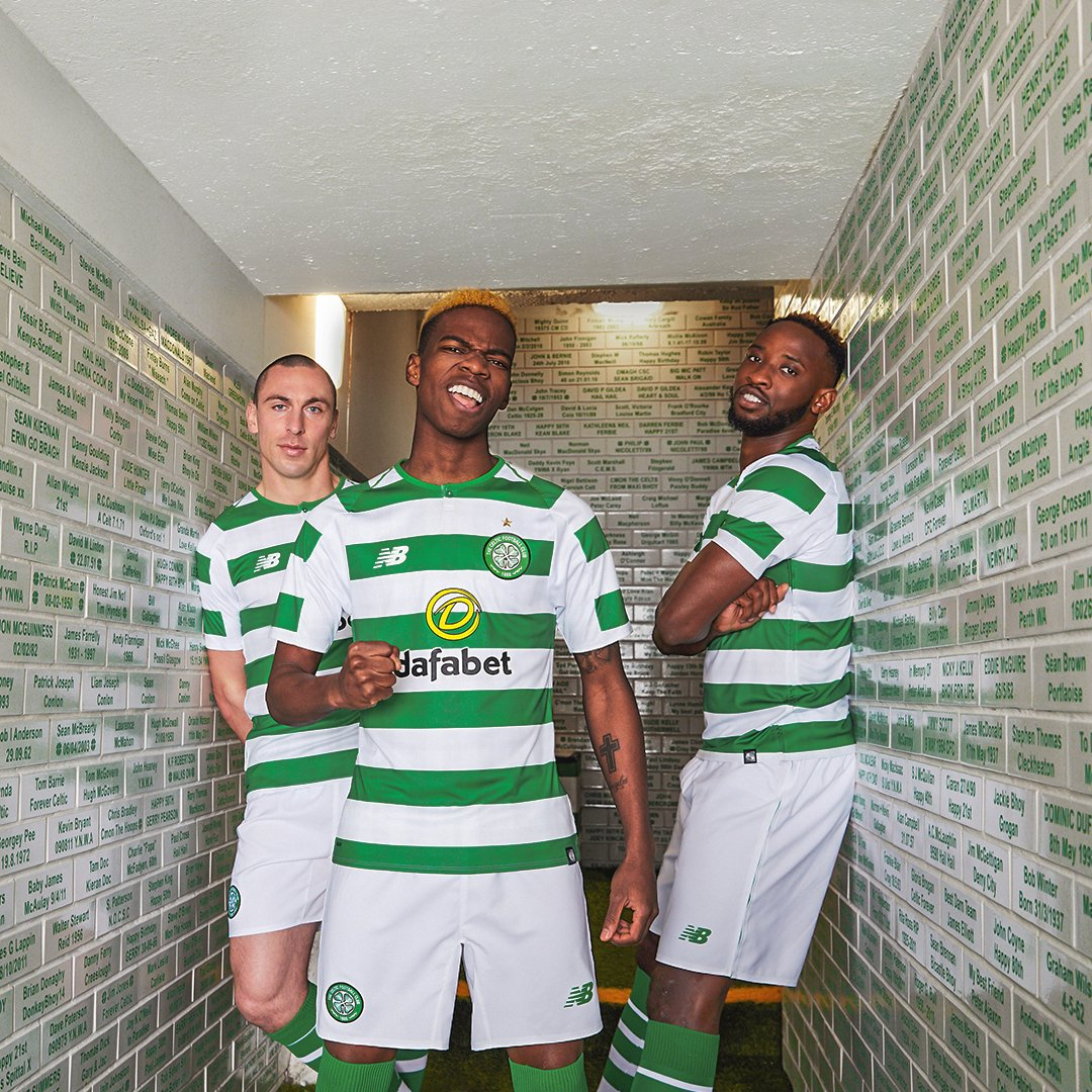 Celtic 2019 maillot football domicile 18 19