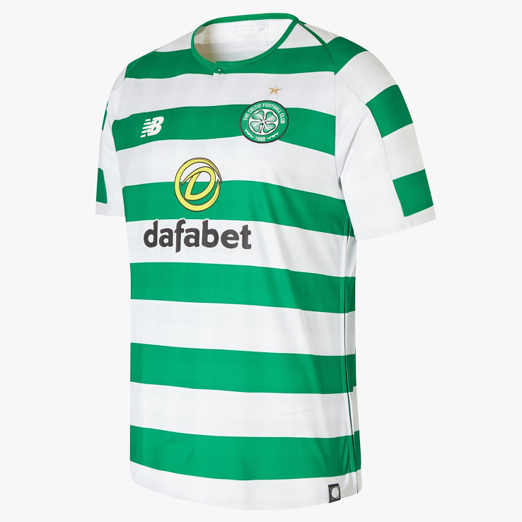 Celtic 2019 maillot football domicile officiel