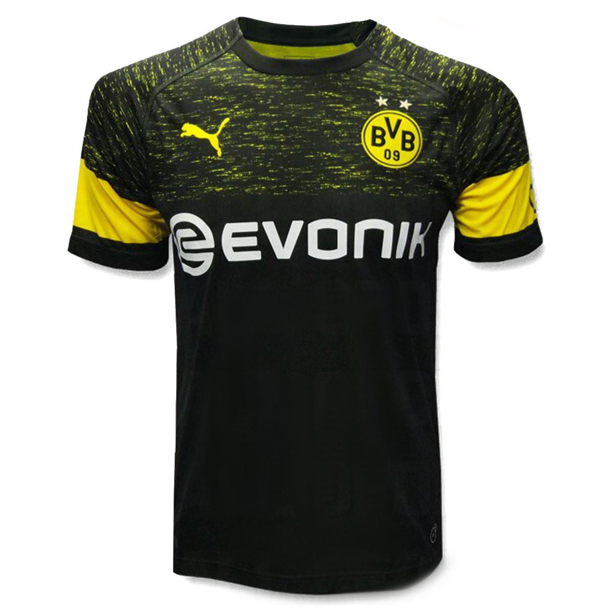 Dortmund 2019 maillot de football extérieur 18 19