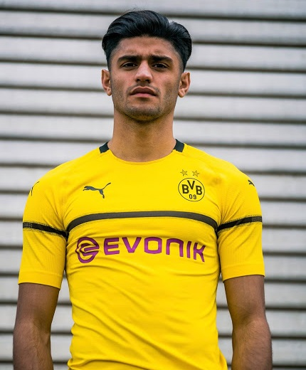 Dortmund 2019 maillot foot champions league 2018 2019
